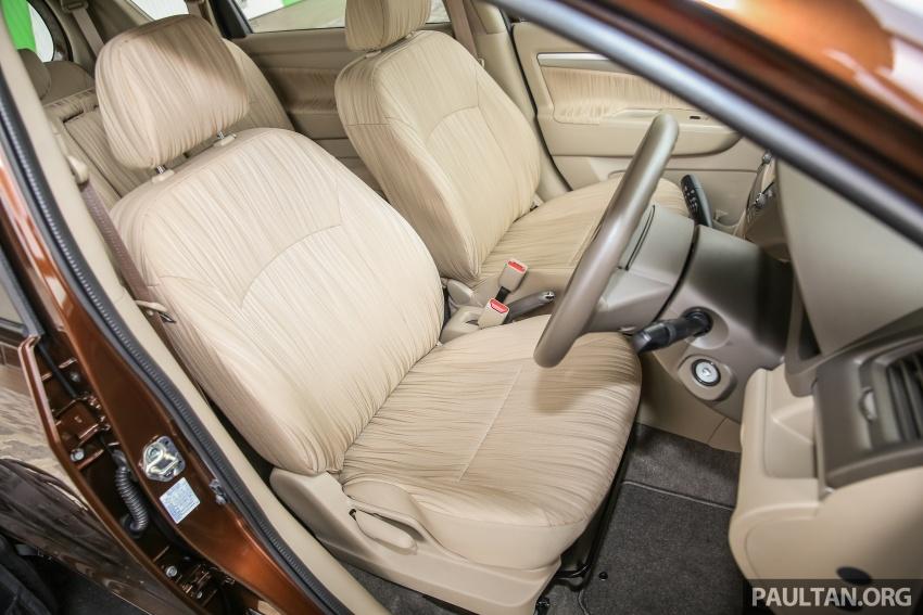 MPV Proton Ertiga dilancarkan – enam-tempat duduk, 1.4 liter VVT, harga bermula RM58,800 – RM64,800 Image #584461