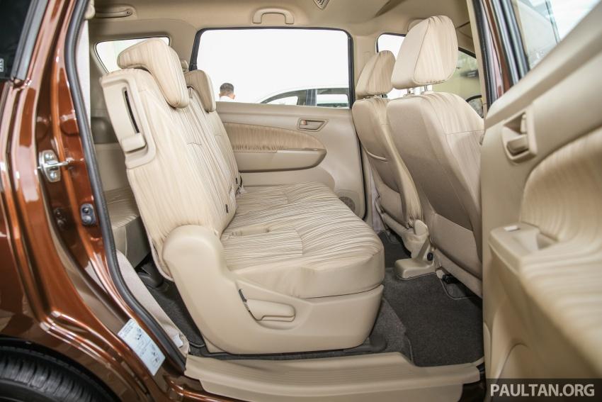 MPV Proton Ertiga dilancarkan – enam-tempat duduk, 1.4 liter VVT, harga bermula RM58,800 – RM64,800 Image #584459