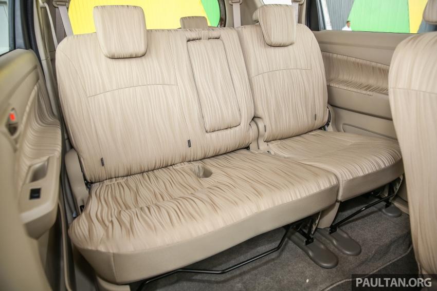 MPV Proton Ertiga dilancarkan – enam-tempat duduk, 1.4 liter VVT, harga bermula RM58,800 – RM64,800 Image #584460