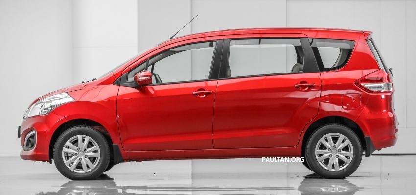 MPV Proton Ertiga dilancarkan – enam-tempat duduk, 1.4 liter VVT, harga bermula RM58,800 – RM64,800 Image #583481