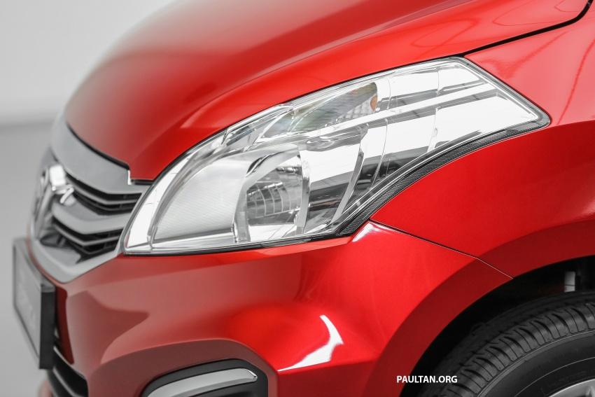 MPV Proton Ertiga dilancarkan – enam-tempat duduk, 1.4 liter VVT, harga bermula RM58,800 – RM64,800 Image #583496