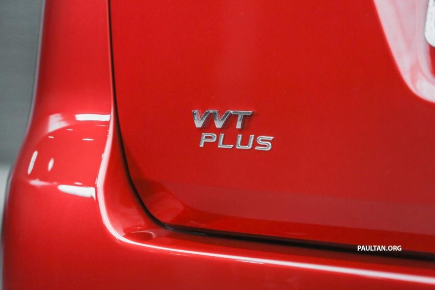 MPV Proton Ertiga dilancarkan – enam-tempat duduk, 1.4 liter VVT, harga bermula RM58,800 – RM64,800 Image #583515