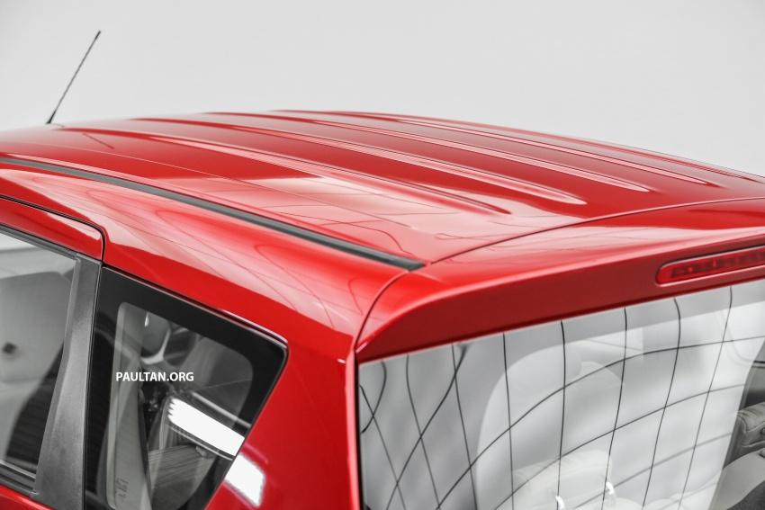 MPV Proton Ertiga dilancarkan – enam-tempat duduk, 1.4 liter VVT, harga bermula RM58,800 – RM64,800 Image #583517