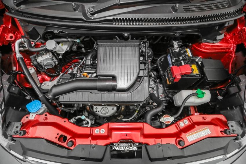 MPV Proton Ertiga dilancarkan – enam-tempat duduk, 1.4 liter VVT, harga bermula RM58,800 – RM64,800 Image #583520