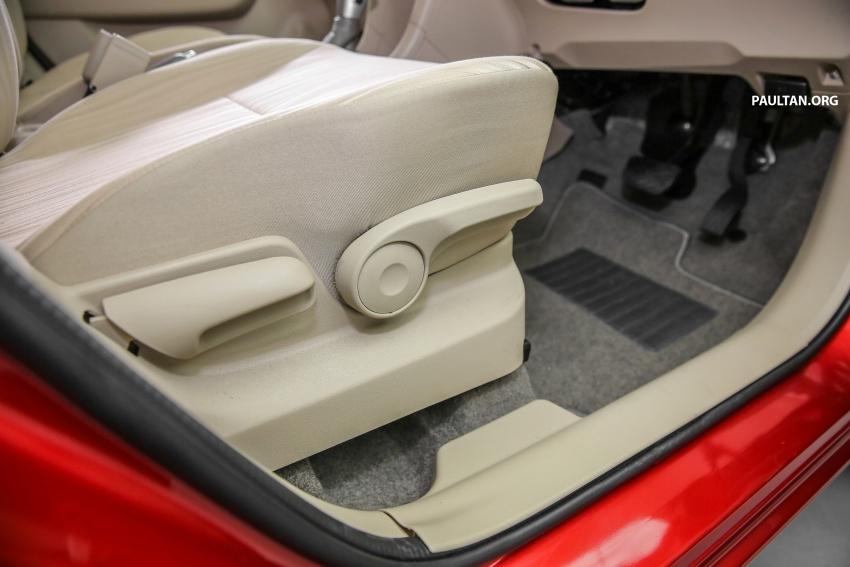 MPV Proton Ertiga dilancarkan – enam-tempat duduk, 1.4 liter VVT, harga bermula RM58,800 – RM64,800 Image #583534