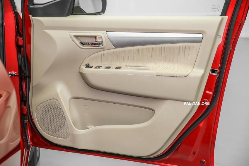 MPV Proton Ertiga dilancarkan – enam-tempat duduk, 1.4 liter VVT, harga bermula RM58,800 – RM64,800 Image #583535