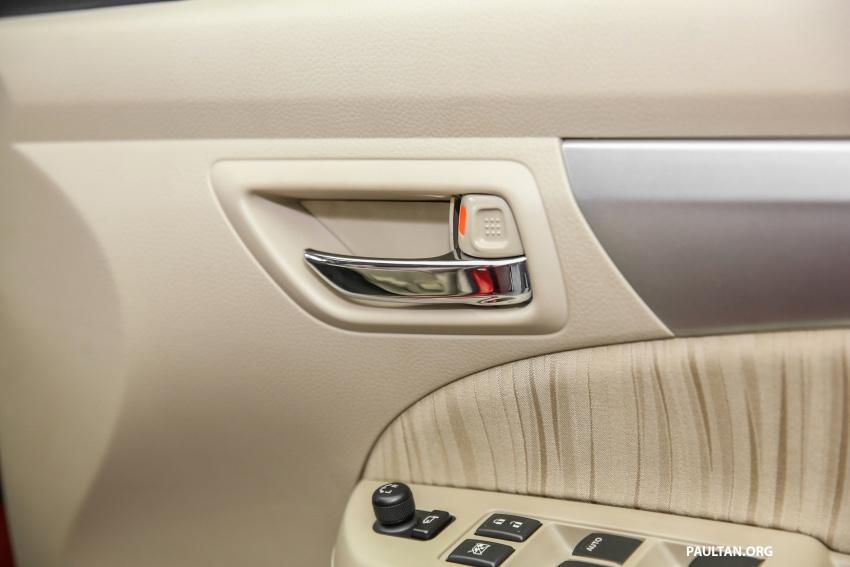 MPV Proton Ertiga dilancarkan – enam-tempat duduk, 1.4 liter VVT, harga bermula RM58,800 – RM64,800 Image #583537