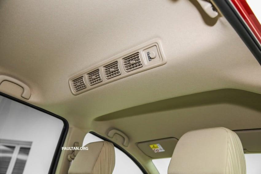 MPV Proton Ertiga dilancarkan – enam-tempat duduk, 1.4 liter VVT, harga bermula RM58,800 – RM64,800 Image #583540