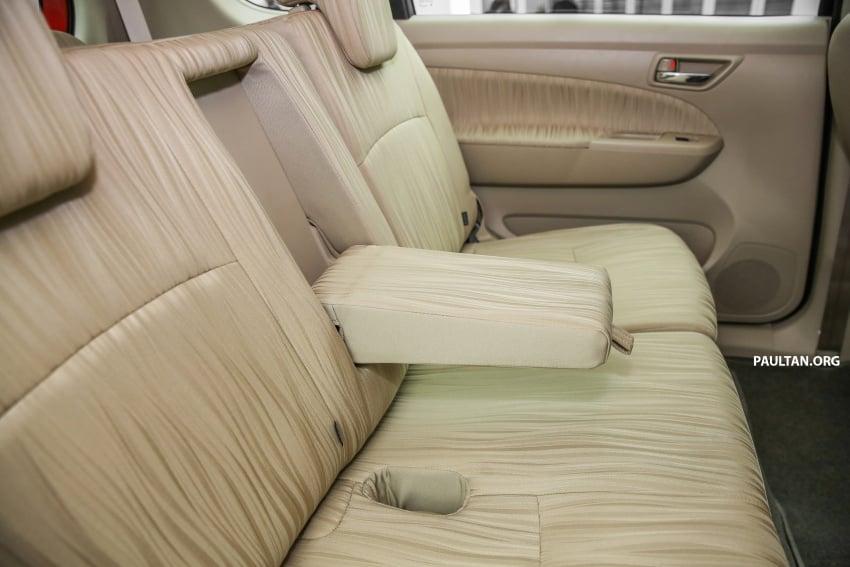 MPV Proton Ertiga dilancarkan – enam-tempat duduk, 1.4 liter VVT, harga bermula RM58,800 – RM64,800 Image #583542