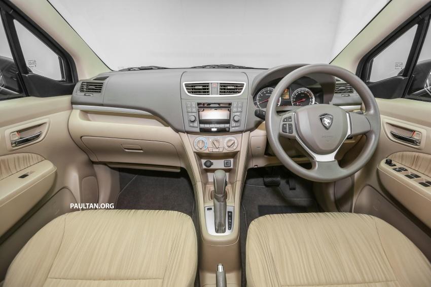 MPV Proton Ertiga dilancarkan – enam-tempat duduk, 1.4 liter VVT, harga bermula RM58,800 – RM64,800 Image #583522