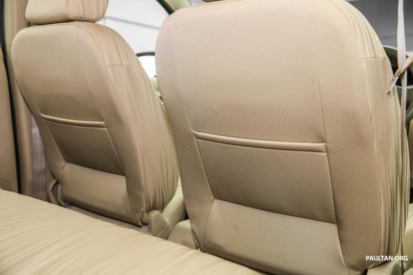 MPV Proton Ertiga dilancarkan – enam-tempat duduk, 1.4 liter VVT, harga bermula RM58,800 – RM64,800 Image #583544