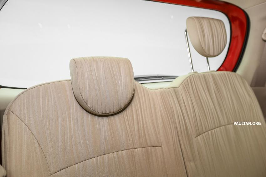 MPV Proton Ertiga dilancarkan – enam-tempat duduk, 1.4 liter VVT, harga bermula RM58,800 – RM64,800 Image #583545
