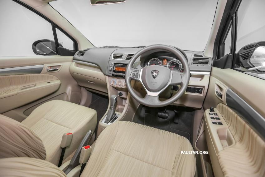 MPV Proton Ertiga dilancarkan – enam-tempat duduk, 1.4 liter VVT, harga bermula RM58,800 – RM64,800 Image #583546