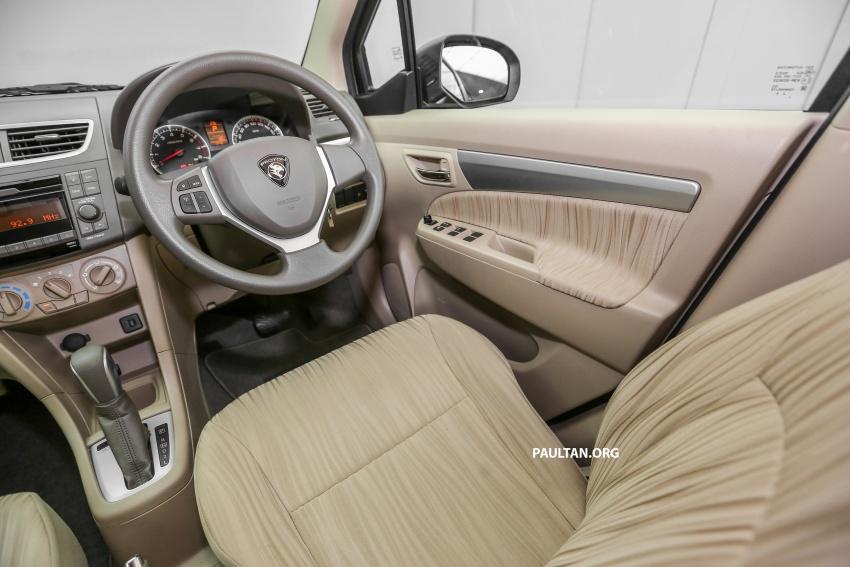 MPV Proton Ertiga dilancarkan – enam-tempat duduk, 1.4 liter VVT, harga bermula RM58,800 – RM64,800 Image #583547