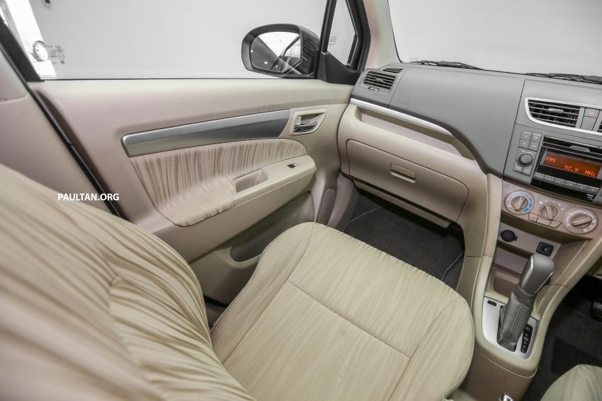 MPV Proton Ertiga dilancarkan – enam-tempat duduk, 1.4 liter VVT, harga bermula RM58,800 – RM64,800 Image #583548