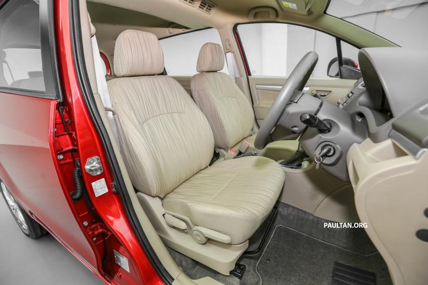 MPV Proton Ertiga dilancarkan – enam-tempat duduk, 1.4 liter VVT, harga bermula RM58,800 – RM64,800 Image #583550
