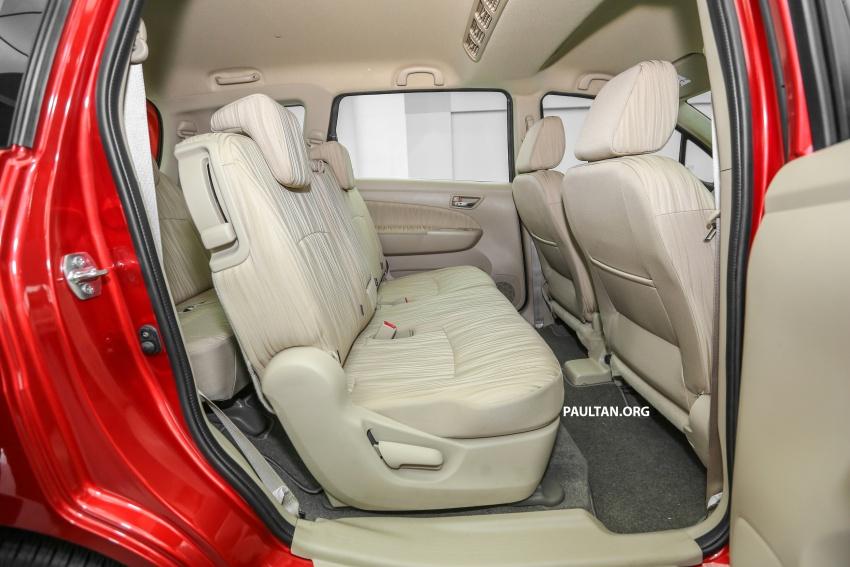 MPV Proton Ertiga dilancarkan – enam-tempat duduk, 1.4 liter VVT, harga bermula RM58,800 – RM64,800 Image #583551
