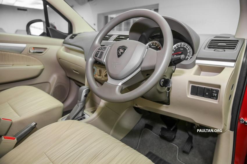 MPV Proton Ertiga dilancarkan – enam-tempat duduk, 1.4 liter VVT, harga bermula RM58,800 – RM64,800 Image #583523