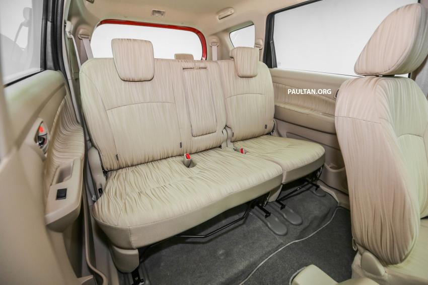 MPV Proton Ertiga dilancarkan – enam-tempat duduk, 1.4 liter VVT, harga bermula RM58,800 – RM64,800 Image #583553