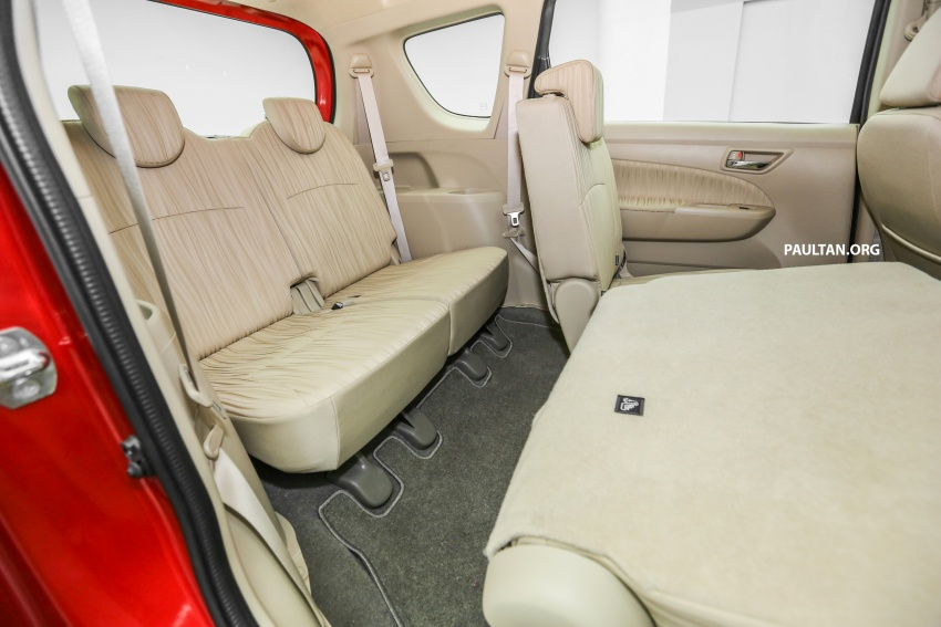 MPV Proton Ertiga dilancarkan – enam-tempat duduk, 1.4 liter VVT, harga bermula RM58,800 – RM64,800 Image #583554