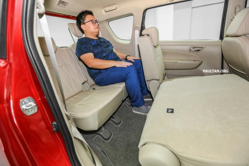 MPV Proton Ertiga dilancarkan – enam-tempat duduk, 1.4 liter VVT, harga bermula RM58,800 – RM64,800 Image #583555