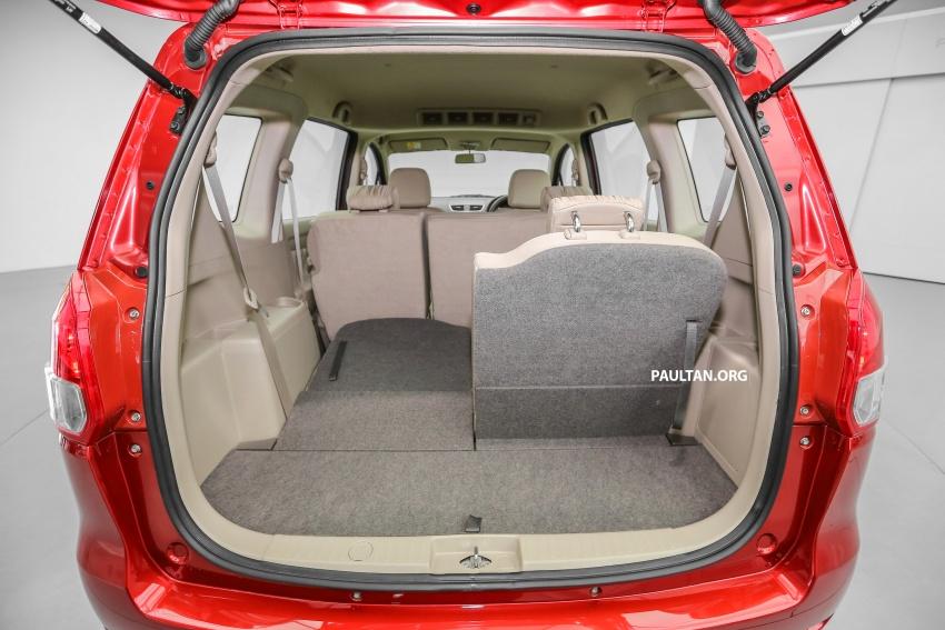 MPV Proton Ertiga dilancarkan – enam-tempat duduk, 1.4 liter VVT, harga bermula RM58,800 – RM64,800 Image #583559