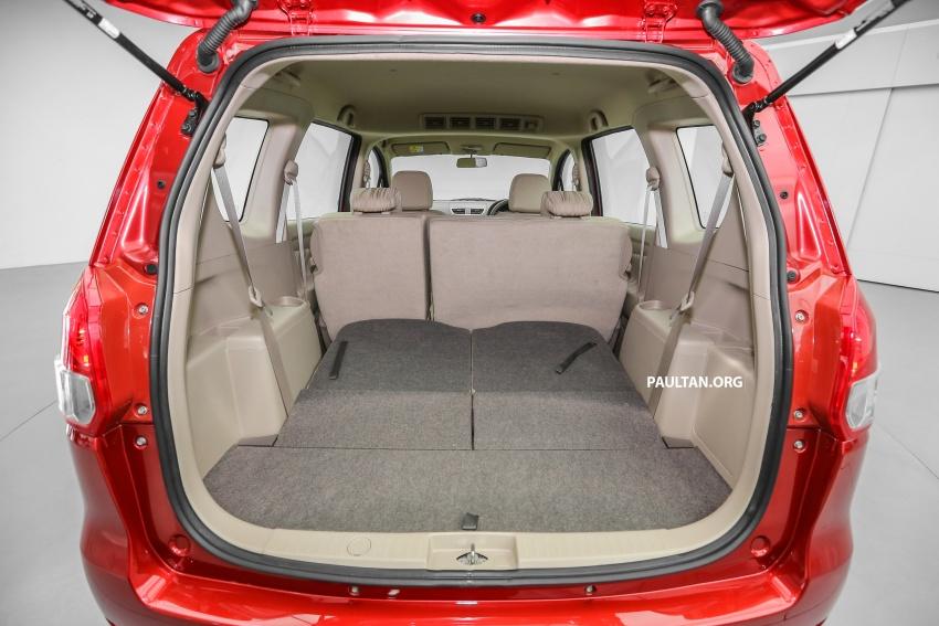 MPV Proton Ertiga dilancarkan – enam-tempat duduk, 1.4 liter VVT, harga bermula RM58,800 – RM64,800 Image #583560