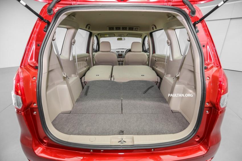 MPV Proton Ertiga dilancarkan – enam-tempat duduk, 1.4 liter VVT, harga bermula RM58,800 – RM64,800 Image #583562