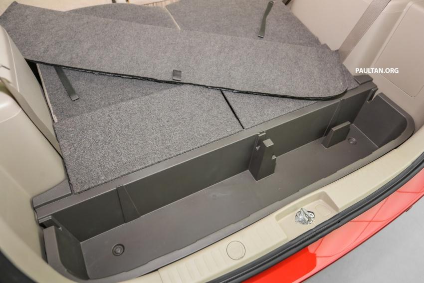 MPV Proton Ertiga dilancarkan – enam-tempat duduk, 1.4 liter VVT, harga bermula RM58,800 – RM64,800 Image #583563