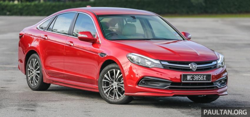 GALLERY: Proton sedans – Perdana, Persona, Saga Image #579633