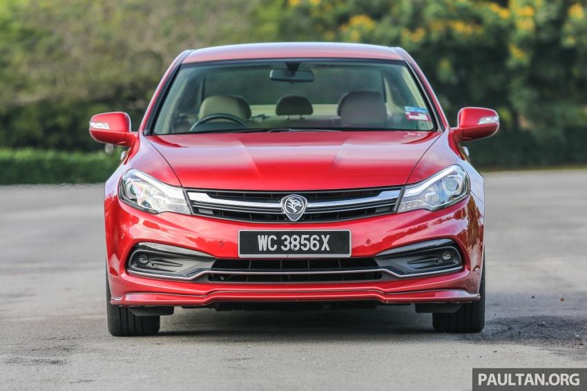 GALLERY: Proton sedans – Perdana, Persona, Saga Image #579642