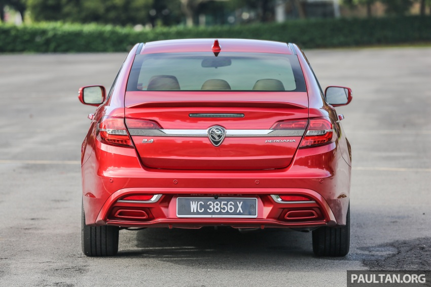 GALLERY: Proton sedans – Perdana, Persona, Saga Image #579643