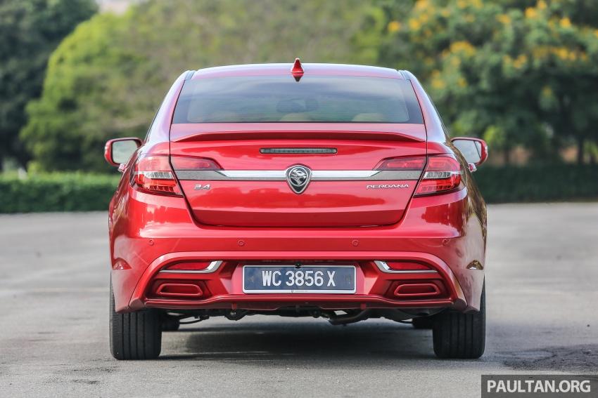 GALLERY: Proton sedans – Perdana, Persona, Saga Image #579644