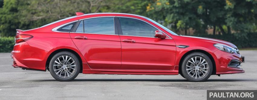 GALLERY: Proton sedans – Perdana, Persona, Saga Image #579647