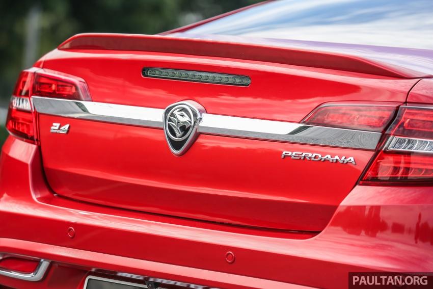 GALLERY: Proton sedans – Perdana, Persona, Saga Image #579659
