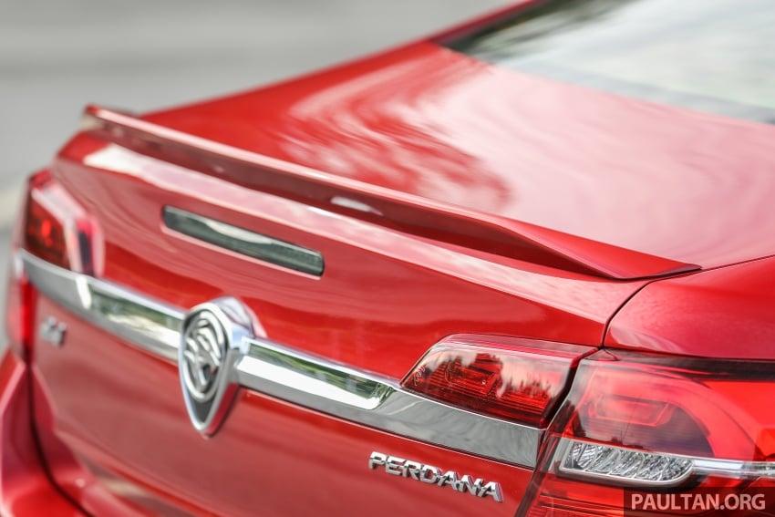 GALLERY: Proton sedans – Perdana, Persona, Saga Image #579661