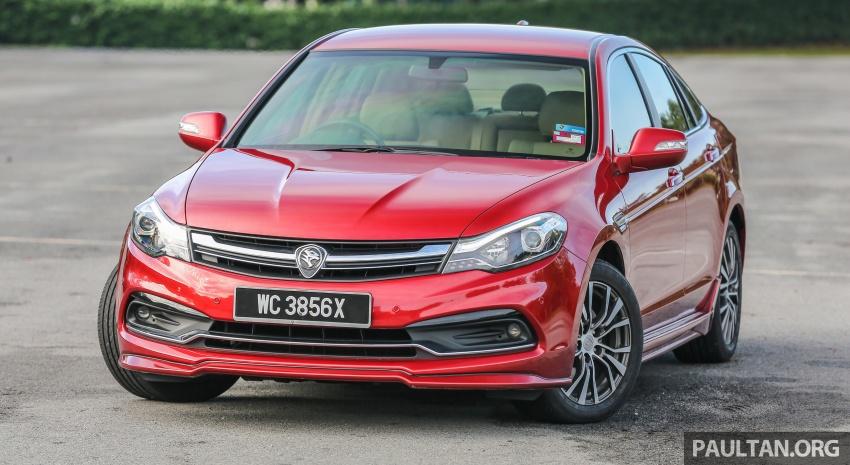 GALLERY: Proton sedans – Perdana, Persona, Saga Image #579635