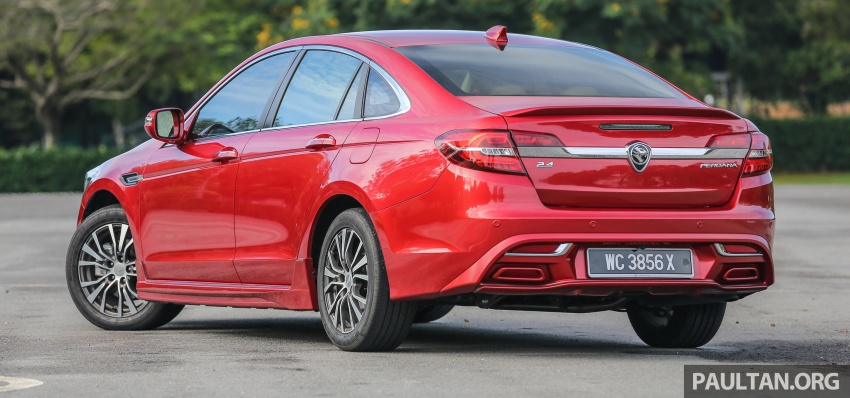GALLERY: Proton sedans – Perdana, Persona, Saga Image #579638