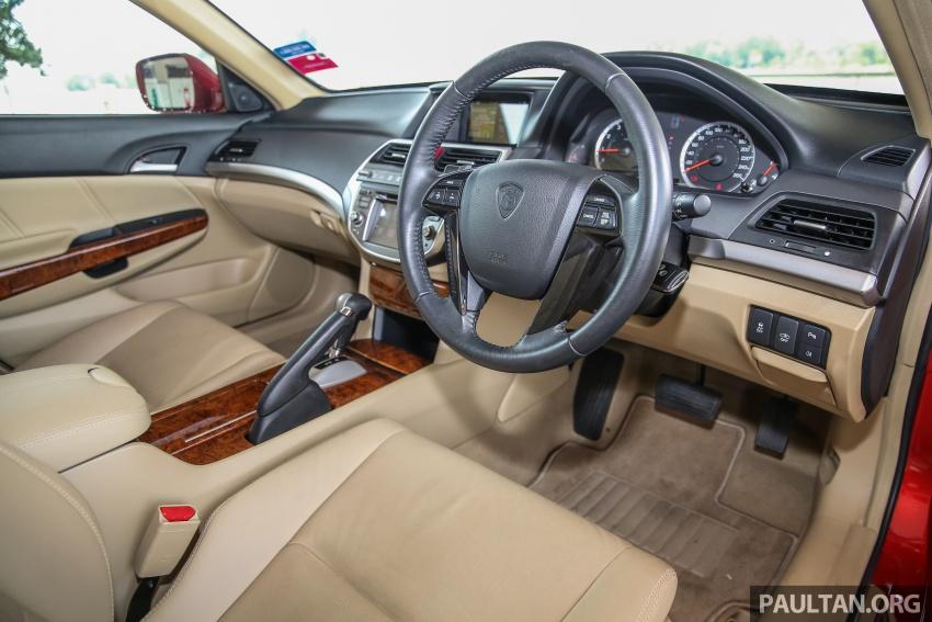 GALLERY: Proton sedans – Perdana, Persona, Saga Image #579667
