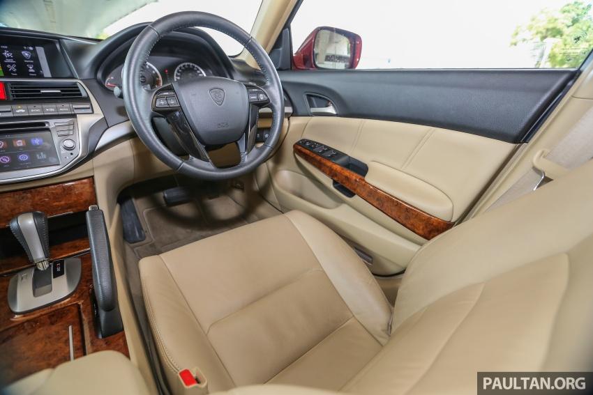 GALLERY: Proton sedans – Perdana, Persona, Saga Image #579687