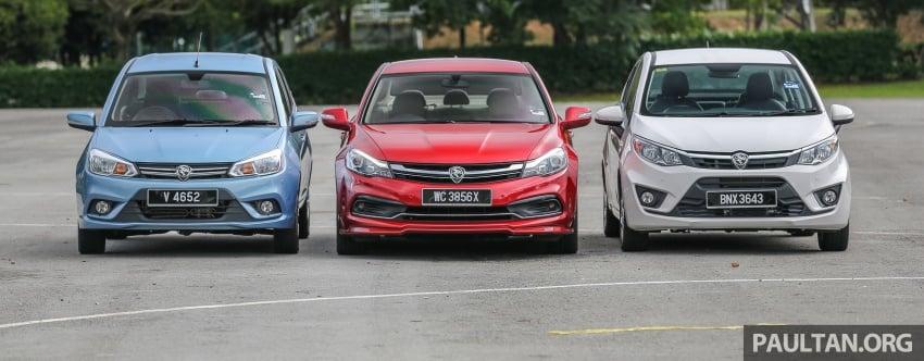 GALLERY: Proton sedans – Perdana, Persona, Saga Image #579530
