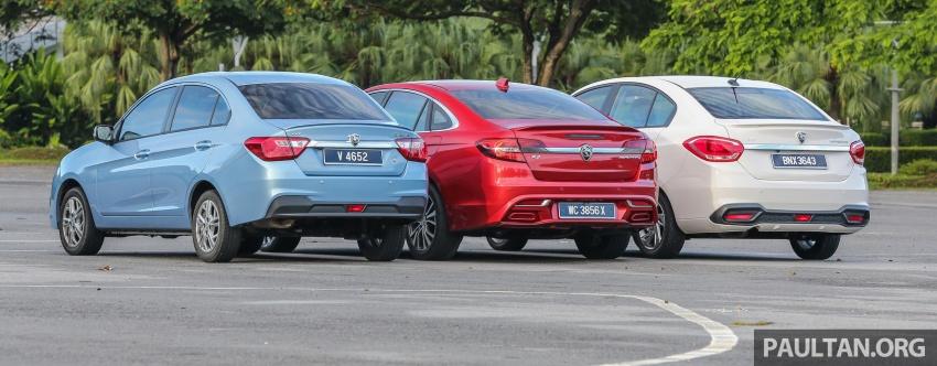 GALLERY: Proton sedans – Perdana, Persona, Saga Image #579540
