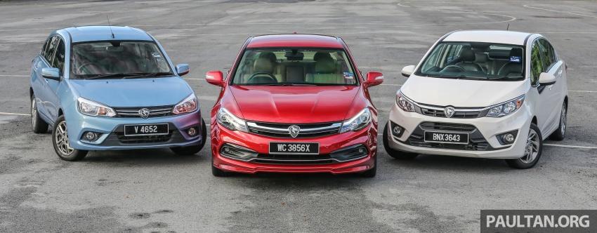 GALLERY: Proton sedans – Perdana, Persona, Saga Image #579543