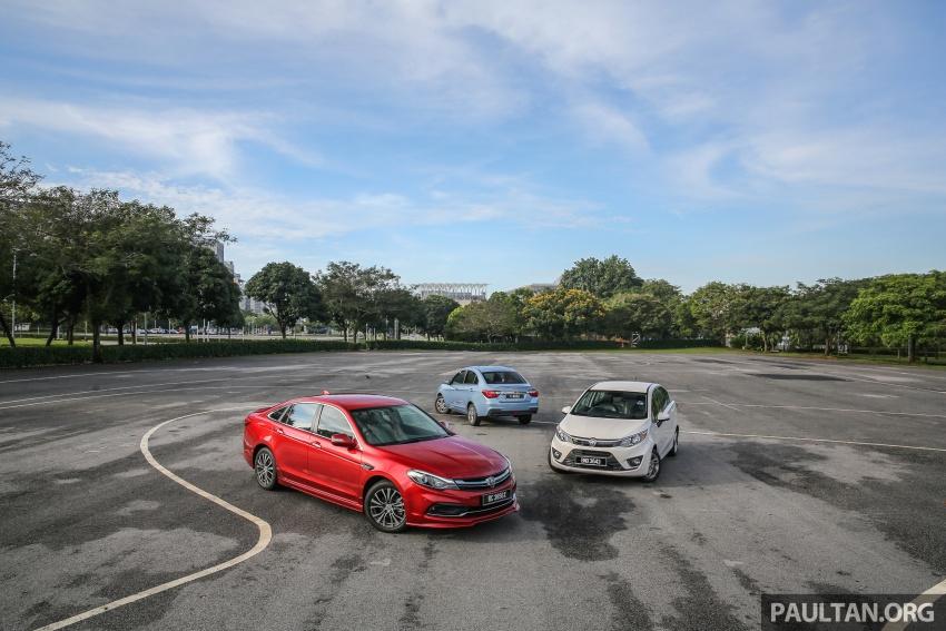GALLERY: Proton sedans – Perdana, Persona, Saga Image #579544