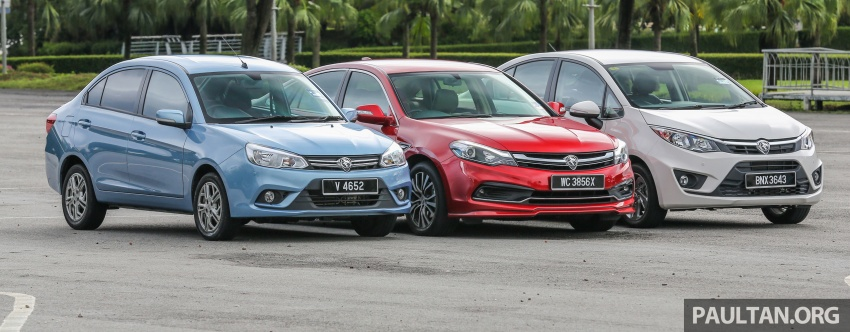 GALLERY: Proton sedans – Perdana, Persona, Saga Image #579532