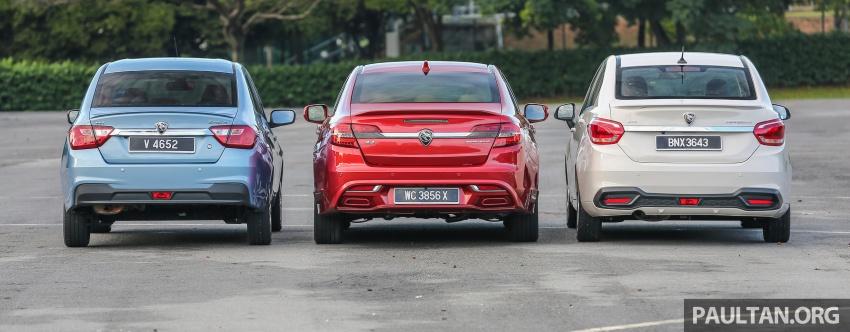 GALLERY: Proton sedans – Perdana, Persona, Saga Image #579536