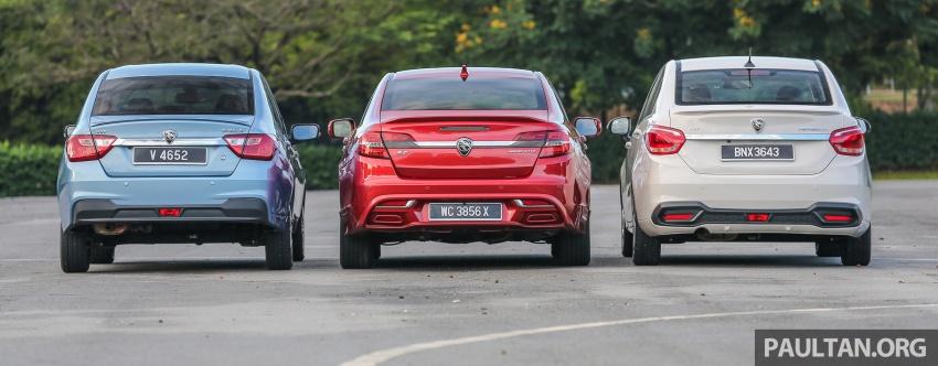 GALLERY: Proton sedans – Perdana, Persona, Saga Image #579537