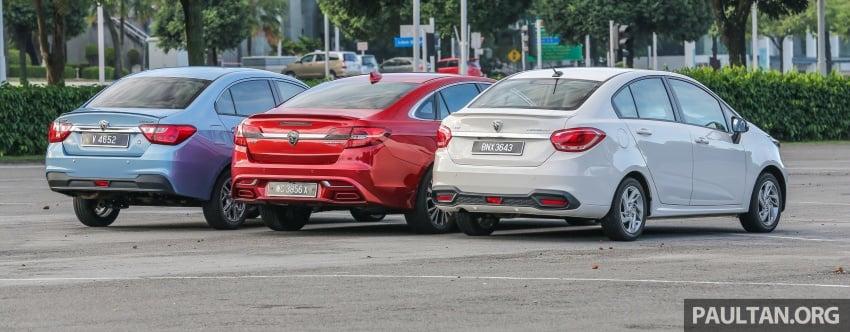 GALLERY: Proton sedans – Perdana, Persona, Saga Image #579538