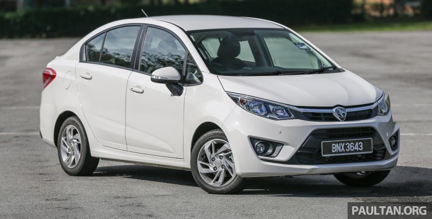 GALLERY: Proton sedans – Perdana, Persona, Saga Image #579728