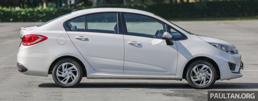 GALLERY: Proton sedans – Perdana, Persona, Saga Image #579740